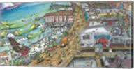 A Day at the Beach Fine-Art Print
