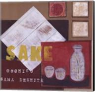 Bento Box Sushi II Fine-Art Print
