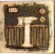 Bathroom Sink Fine-Art Print