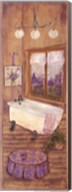 Bath in Lavender II Fine-Art Print