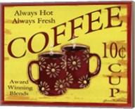 Coffee 10 Fine-Art Print