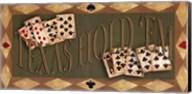 Texas Hold'em Fine-Art Print