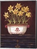 Asian Daphodile Floral Fine-Art Print