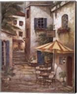 Vino y Tapas Fine-Art Print