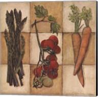 Fresh Veggies I Fine-Art Print