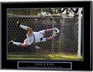 Success - Soccer Fine-Art Print