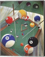 Billiards II Fine-Art Print