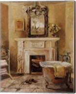 French Bath IV Fine-Art Print