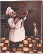Chef I Fine-Art Print