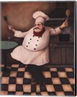 Chef III Fine-Art Print