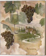 Toscana - Abbondanza Fine-Art Print