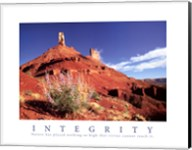 Integrity - Castle Rock Fine-Art Print