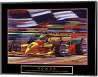 Power-Formula 1 Fine-Art Print