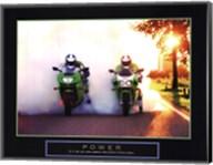 Power - Motorcycles Fine-Art Print
