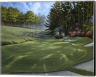 Azalea Hole Golf Course Fine-Art Print