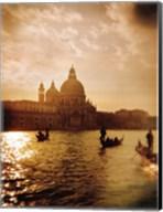 Venezia Sunset I Fine-Art Print