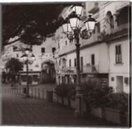 Strada, Amalfi Fine-Art Print