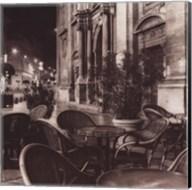 Cafe Avignon Fine-Art Print