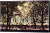 Picnic In Sonoma Fine-Art Print
