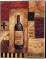 Chateau Vin - Mini Fine-Art Print