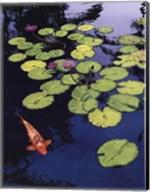 Koi Pond I Fine-Art Print