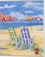 Oceanside I - Mini Fine-Art Print