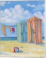 Oceanside II - Mini Fine-Art Print