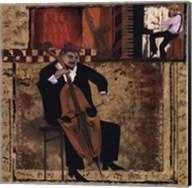 Jazz Cello - Petite Fine-Art Print