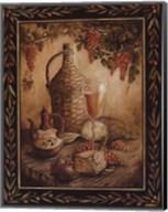 Tuscan Table - Orvieto - Mini Fine-Art Print