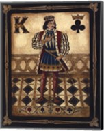 Harlequin King - Mini Fine-Art Print