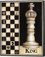 Classic King - Mini Fine-Art Print