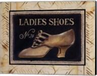 Ladies Shoes No 24 - Mini Fine-Art Print