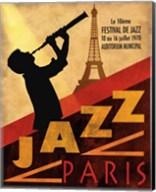 1970 Jazz in Paris Fine-Art Print