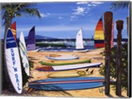 Surf 'N Sail Fine-Art Print