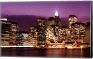 Skyline NYC Fine-Art Print