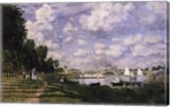 Le Bassin d'Argenteuil Fine-Art Print