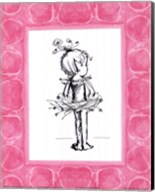 Tiny Ballerina Fine-Art Print