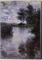 Vetheuil Fine-Art Print
