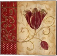 Red Tulip I Fine-Art Print