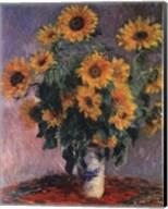 Sunflowers, c.1881 Fine-Art Print