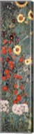 Garden with Sunflowers, c.1906 Fine-Art Print