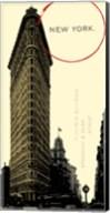 Graphic New York Neutral Fine-Art Print