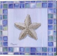 Mosaic Starfish Fine-Art Print