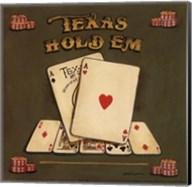 Texas Hold Em - special Fine-Art Print