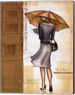 Rain Milano Fine-Art Print