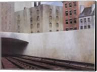 Approaching a City Fine-Art Print