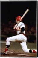 Carlton Fisk Boston Red Sox World Series HR #143 Fine-Art Print