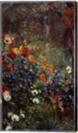 Garden in the Rue Cortot, Montmartre Fine-Art Print