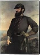 General Tj Jackson Fine-Art Print