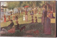 Study for 'Sunday on La Grande Jatte' Fine-Art Print